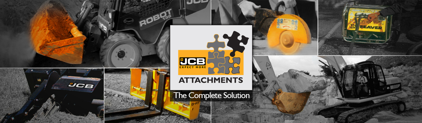 JCB Attachments Ahmedabad