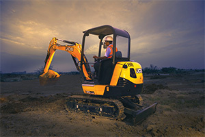 JCB 30PLUS Tracked Excavators Ahmedabad
