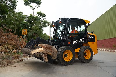 JCB Skid Steer Loaders Ahmedabad
