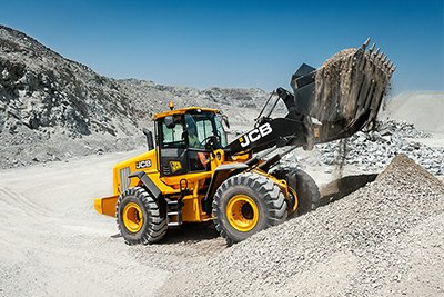 JCB Wheeled Loaders Ahmedabad