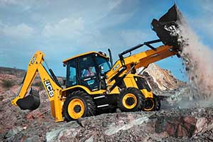 JCB 3DX Super ecoXcellence Backhoe Loaders Ahmedabad
