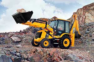 JCB 3DX Xtra Backhoe Loaders Ahmedabad
