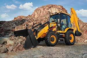 JCB 4DX ecoXcellence Backhoe Loaders Ahmedabad
